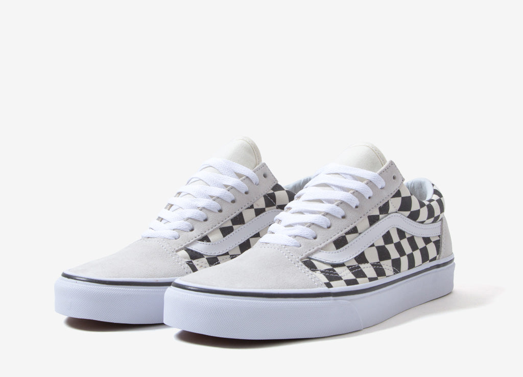 Vans Old Skool (Checkerboard) Shoes - Allover