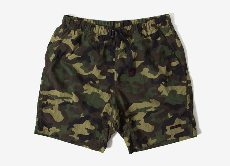 Gramicci Japan Shell Packable Shorts - Camo