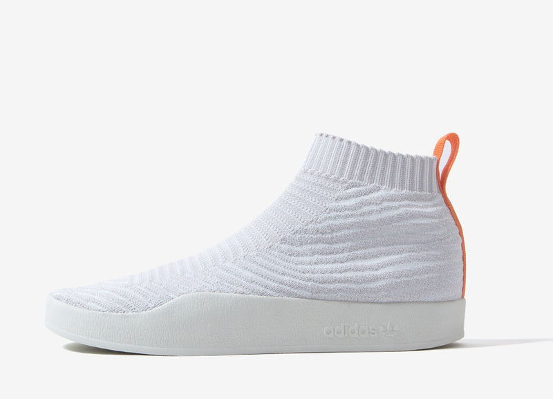 adidas Originals Adilette Primeknit Socks - White