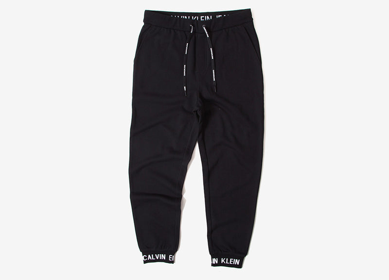 Calvin Klein Institutional Cuff Sweatpants - CK Black