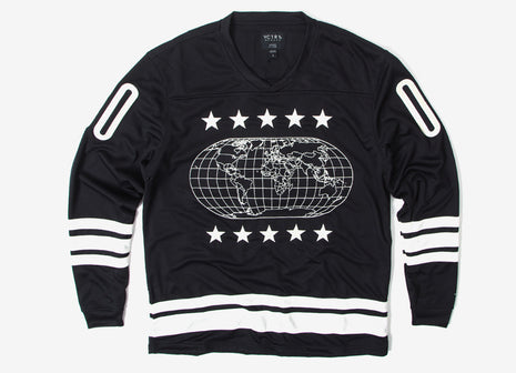 10Deep Atlas Hockey Jersey - Black