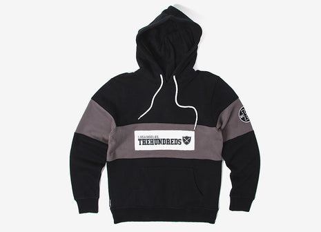 The Hundreds Base Pullover Hoody - Black