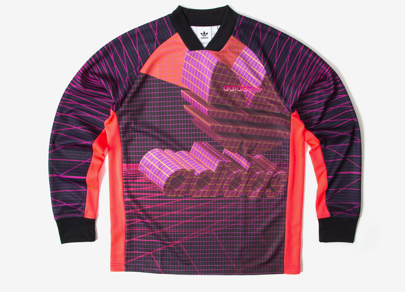 adidas Originals 3D Goalie Jersey - Multicolour