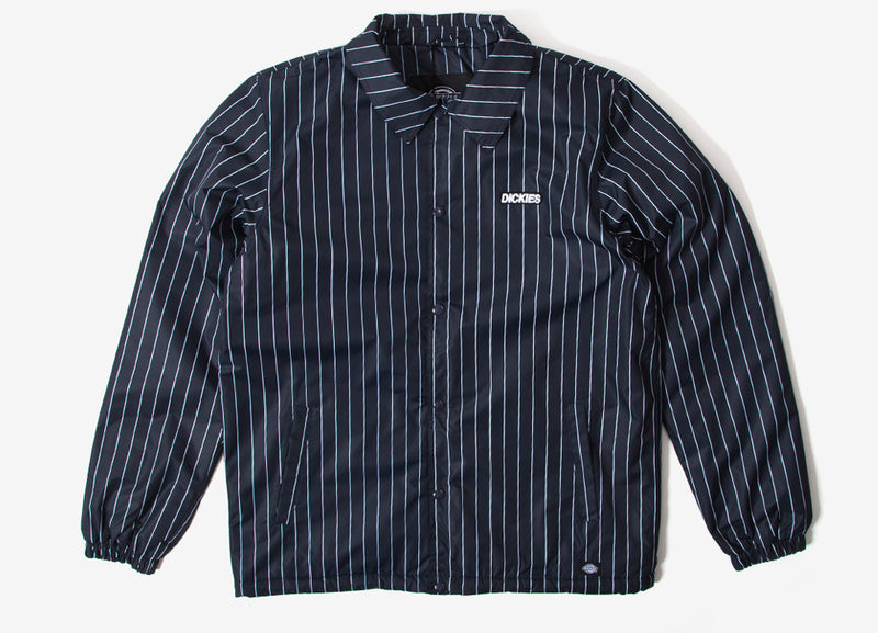 Dickies Dewitt Coach Jacket - Dark Navy