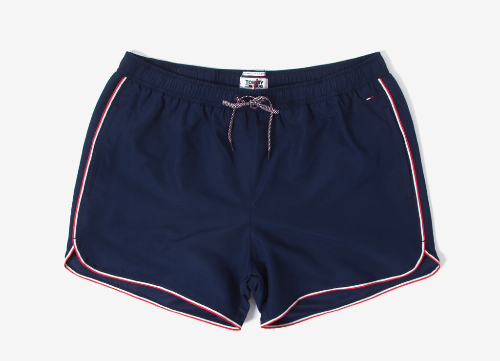 Tommy Jeans Summer Running Shorts - Black Iris