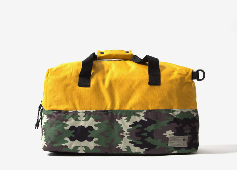 HEX Aspect Duffel Bag - Gold/Camo