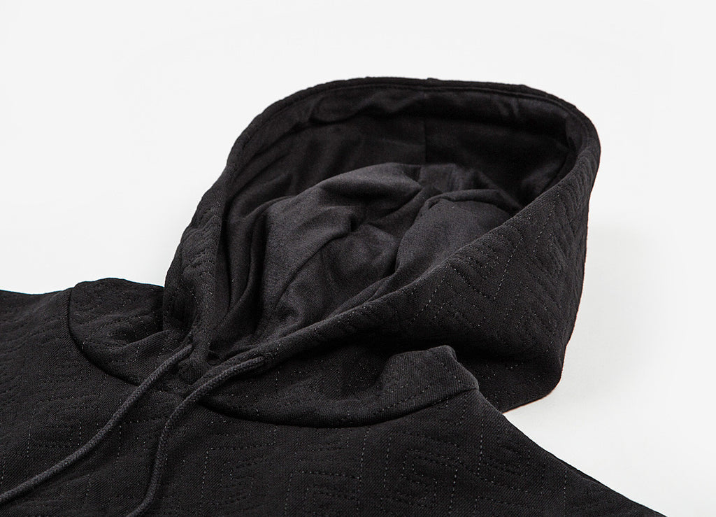 Crooks & Castles Loco Zip Hoody - Black