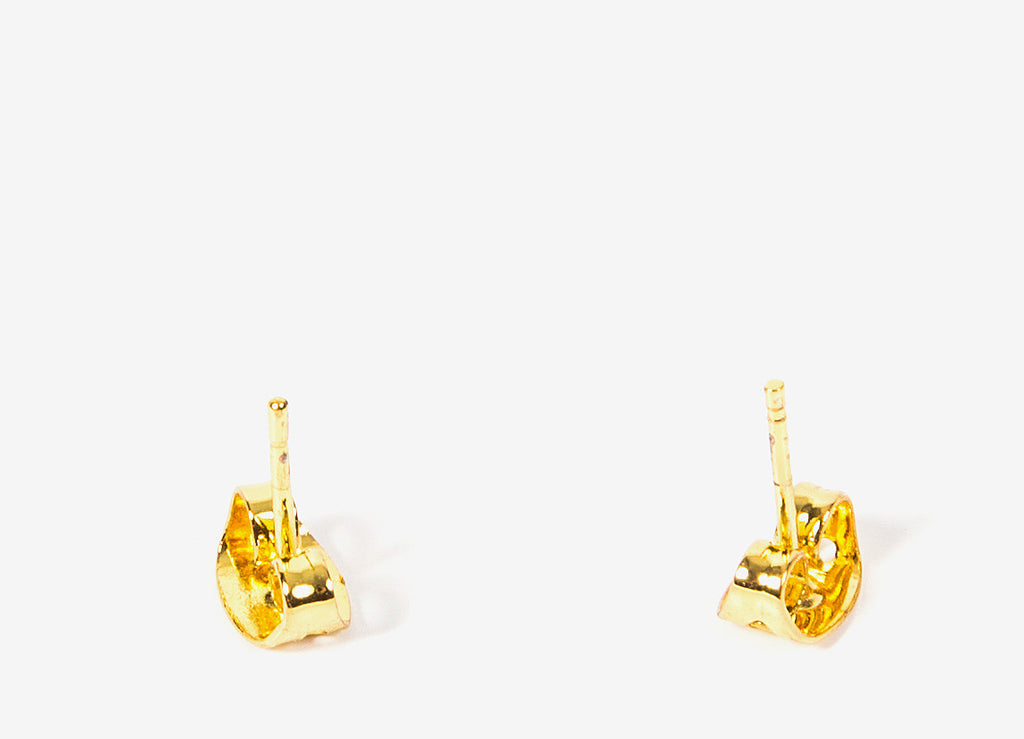 Rebel8 Earring - Gold