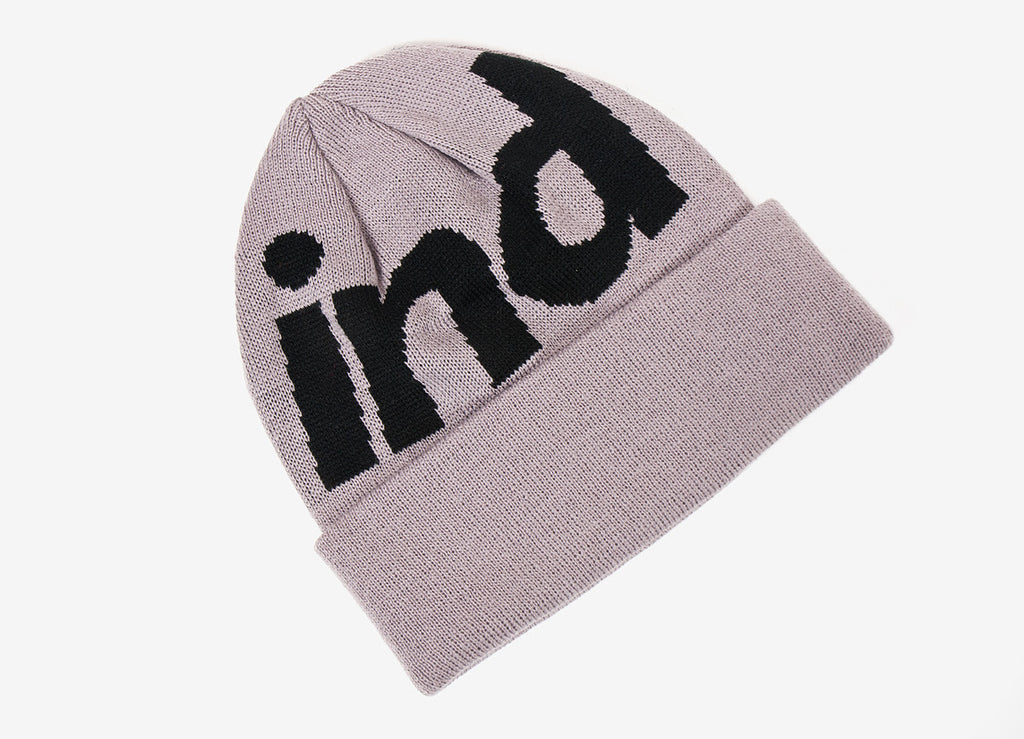 indcsn Reach Beanie - Light Grey