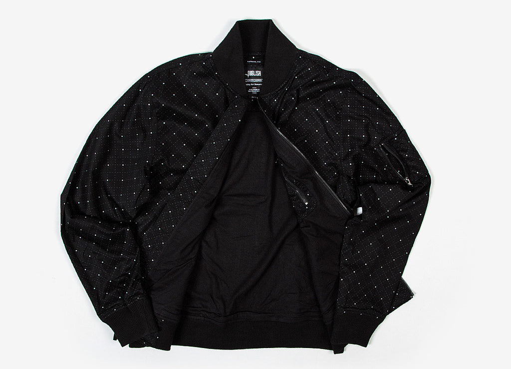 Publish Rosh Jacket - Black
