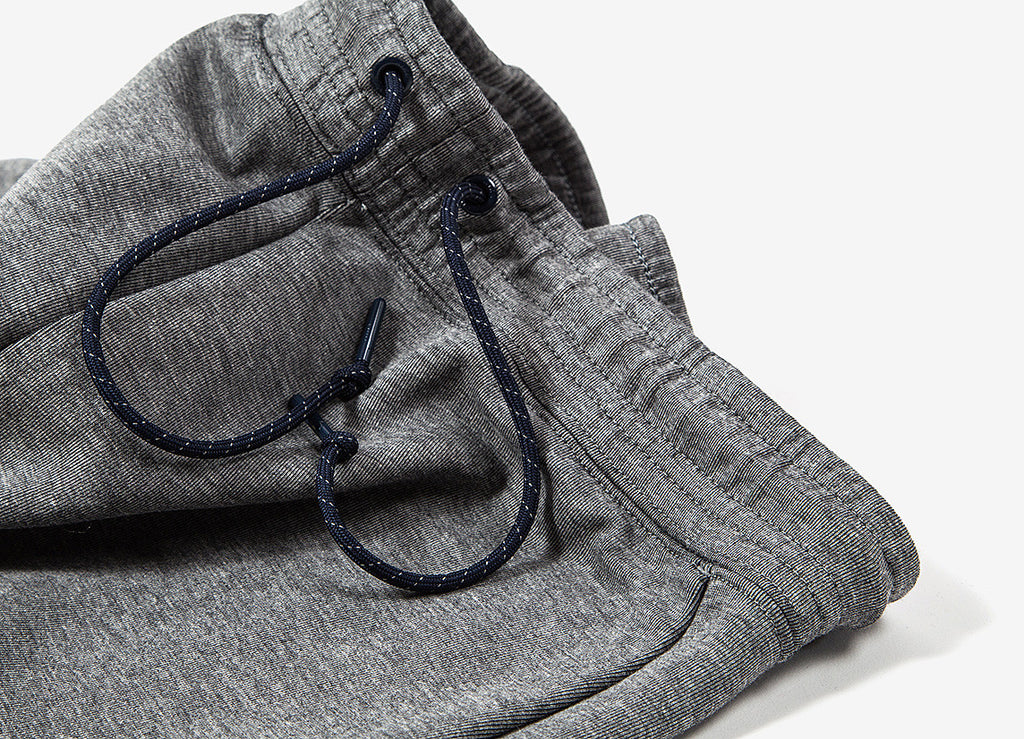 Nike Tech Fleece Cropped Pants - Heather Grey