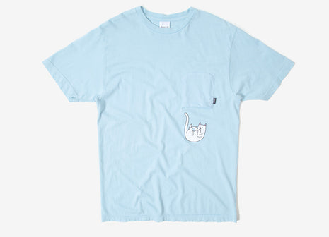 Rip N Dip Falling For Nermal T Shirt - Baby Blue