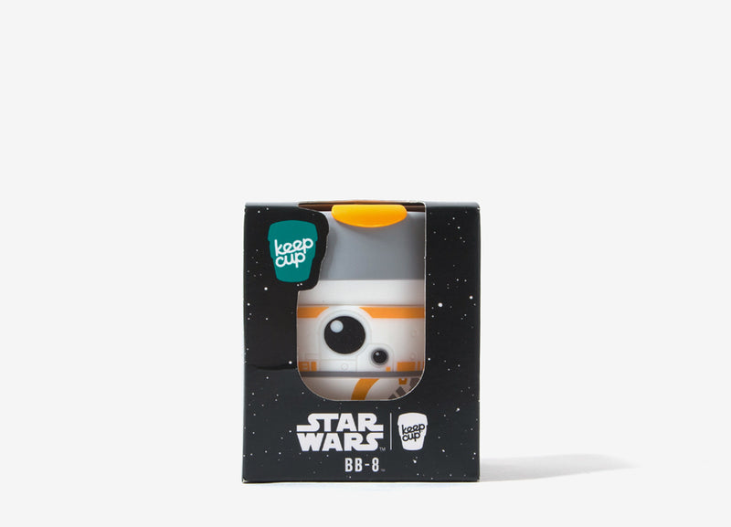 KeepCup x Star Wars Reusable Original Coffee Cup - BB8