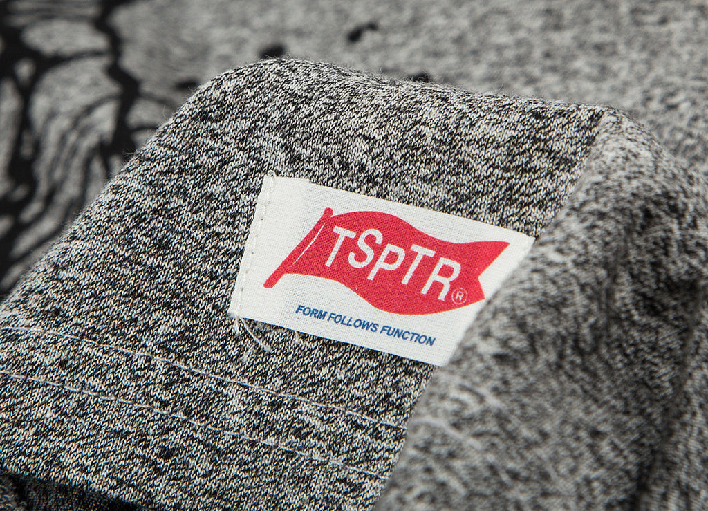 TSPTR Pigpen T Shirt - Grey Marl