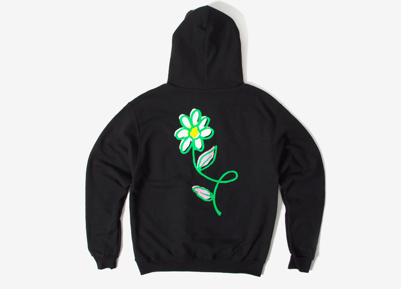 The Hundreds Daisy Bar Pullover - Black