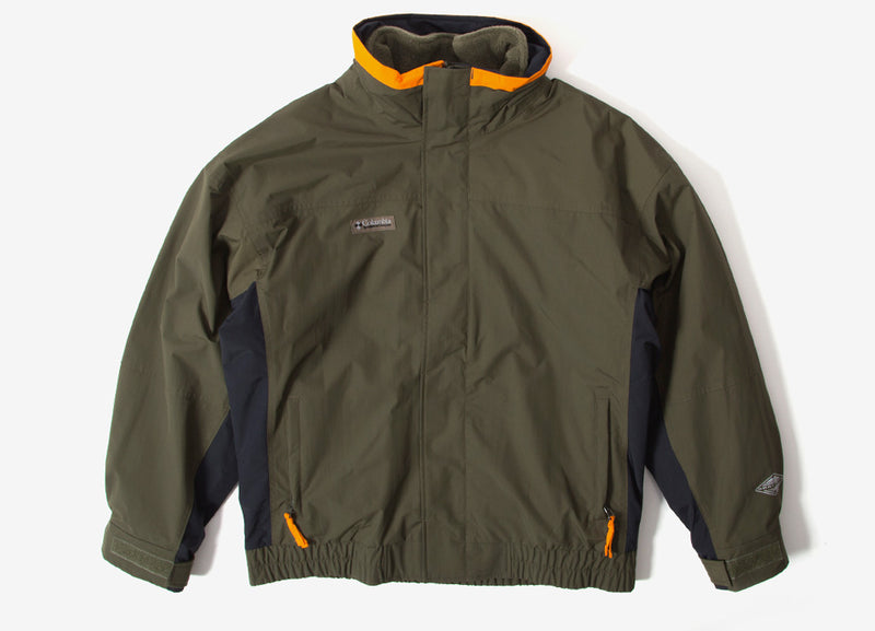 Columbia Bugaboo 1986 Interchange Jacket - Peatmoss