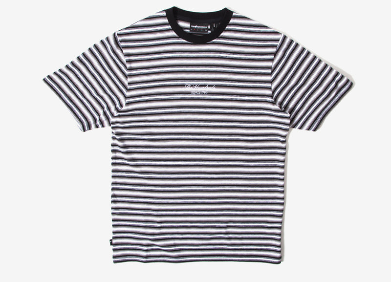 The Hundreds Canal T Shirt - Black