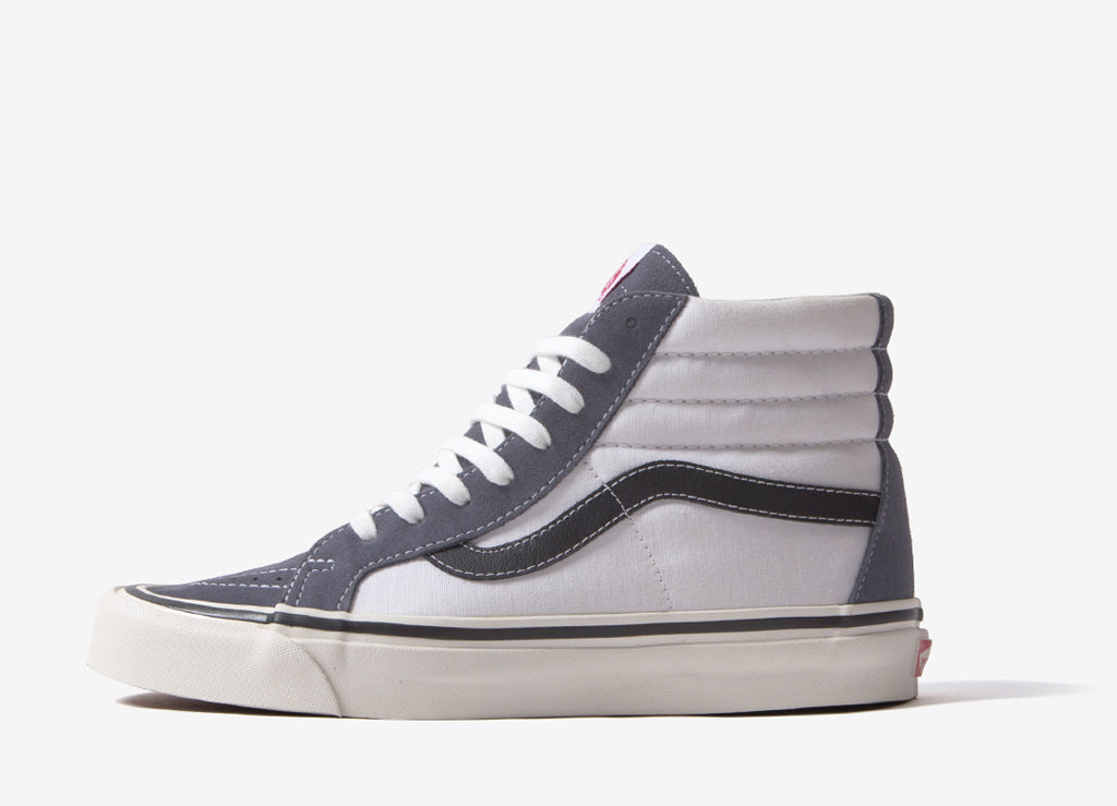 1ec84c6620b2f6 Vans Sk8-Hi 38 DX  Anaheim Factory  Shoes - OG Dark Grey