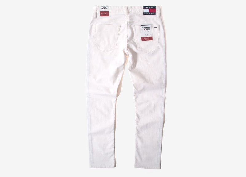 Tommy Jeans Scanton Heritage Jeans - White
