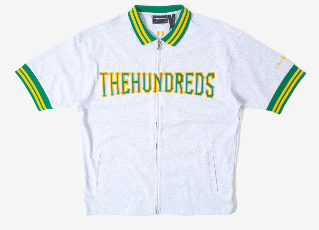 The Hundreds Club Jersey - Ash Heather