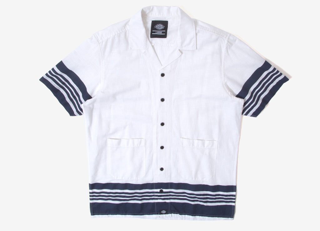 Dickies Ocean City Shirt - White