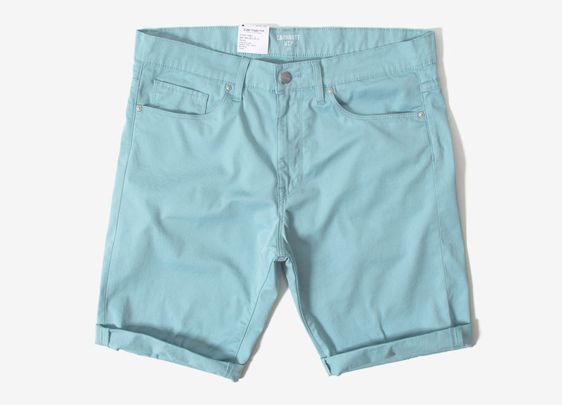 Carhartt Swell Shorts - Soft Aloe Rinsed