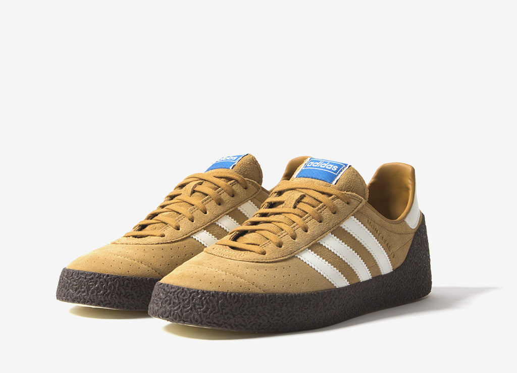 adidas Originals Montreal 76 Shoes - Mesa/Off White/Gum