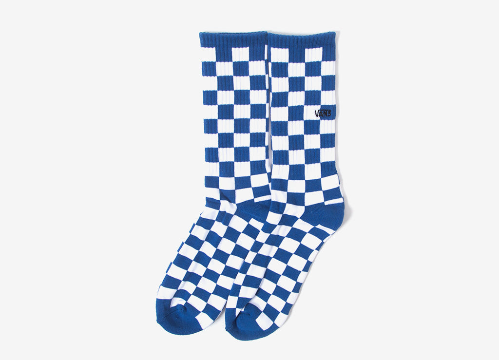 6e4bc0df1063cc Vans Checkerboard II Crew Socks (1 Pack)