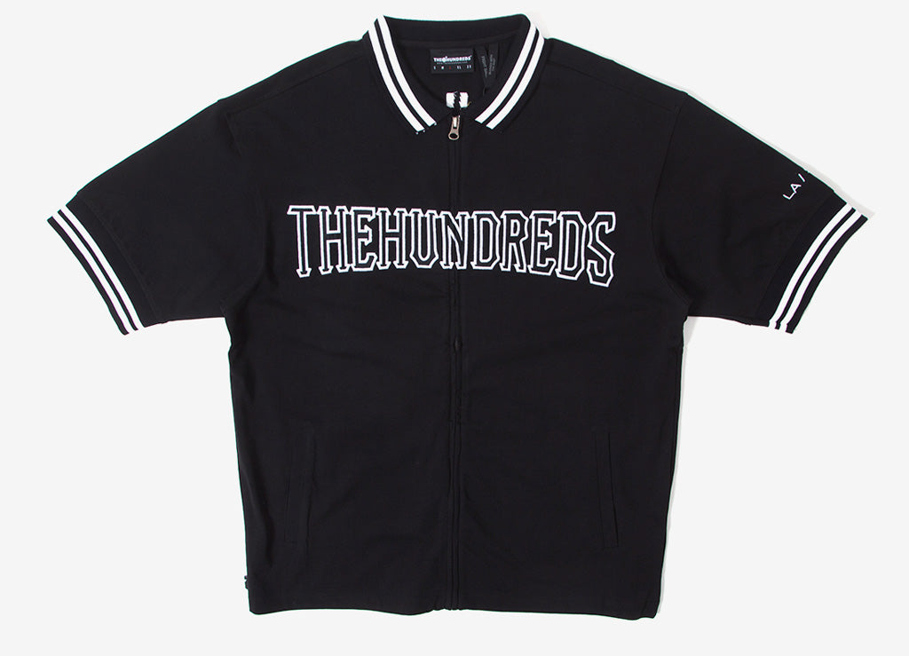 The Hundreds Club Jersey - Black