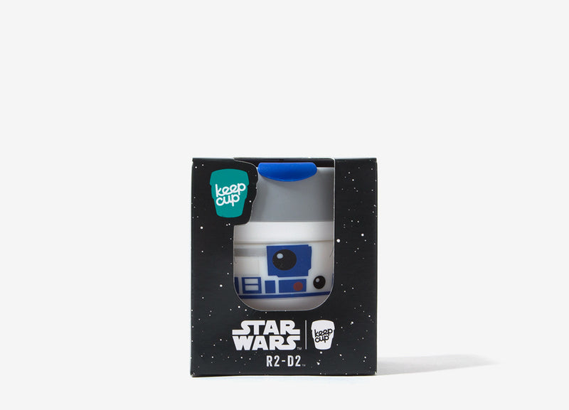 KeepCup x Star Wars Reusable Original Coffee Cup - R2D2