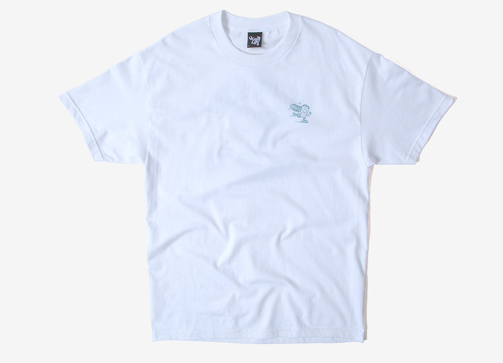 The Quiet Life Sail T Shirt - White
