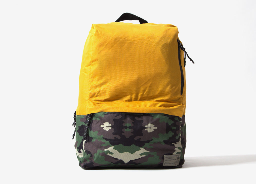 HEX Aspect Exile Backpack - Gold/Camo