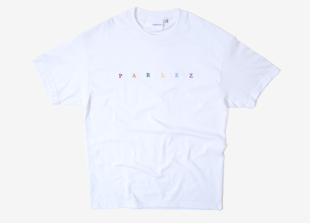 Parlez United T Shirt - White