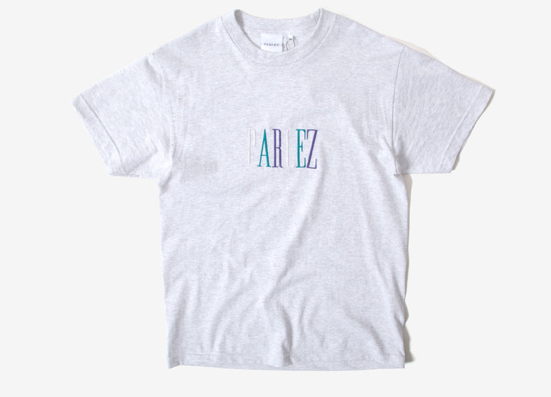Parlez Anderson T Shirt - Heather Grey