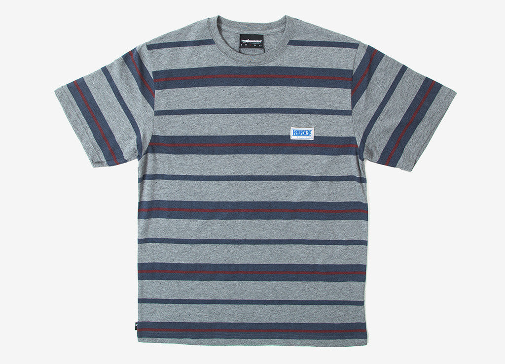 The Hundreds Holden T Shirt - Athletic Heather