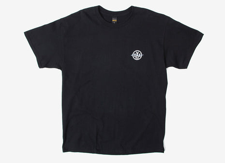 10Deep Riding With Death T Shirt - Black