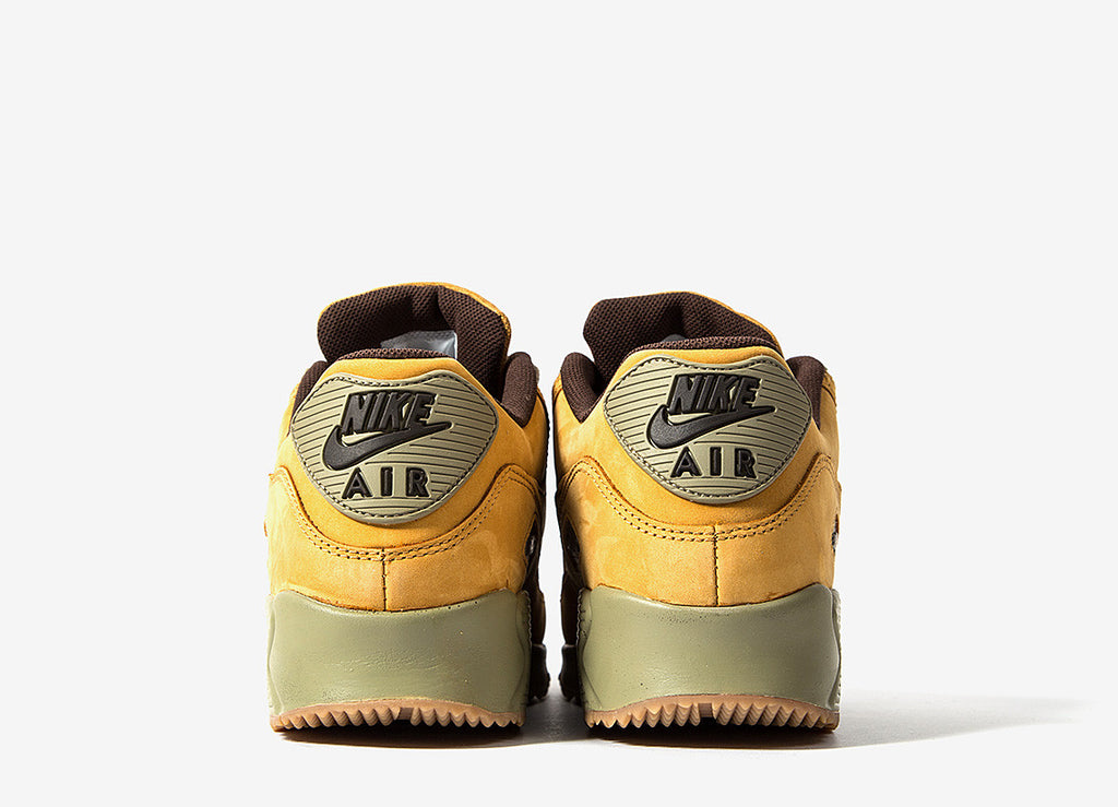 Nike Air Max 90 Flax Pack Shoes - Bronze