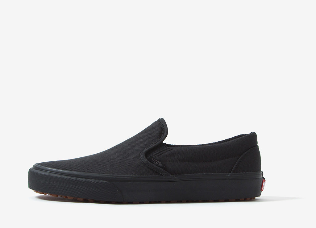 Vans Made For Makers Classic Slip-On UC Shoes - Black d6c484a1a