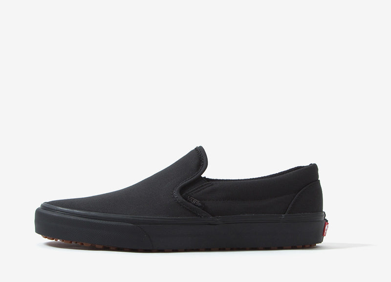 Vans Made For Makers Classic Slip-On UC Shoes - Black