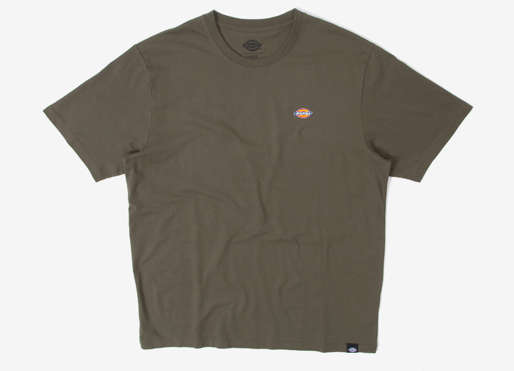 Dickies Stockdale T Shirt - Dark Olive