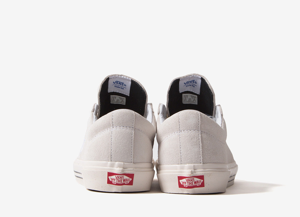 Vans Sid DX 'Anaheim Factory' Shoes - OG White