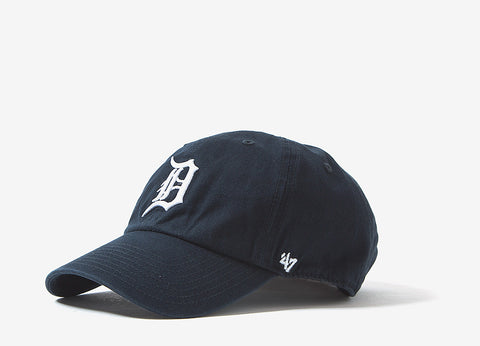 47 Brand MLB Detroit Tigers 6 Panel Cap - Navy