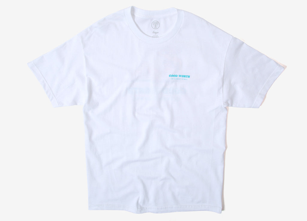 Good Worth & Co International T Shirt - White
