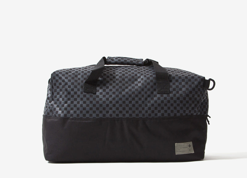 HEX Aspect Duffel Bag - Black Check