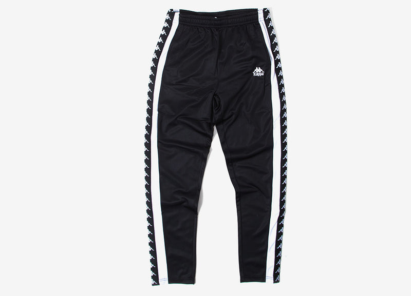 Kappa Luis Authentic Pants - Black/White