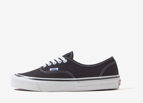 Vans Authentic 44 DX 'Anaheim Factory' Shoes - Black