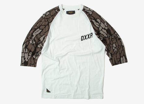 10Deep Sixpes 3/4 Sleeve T Shirt - White