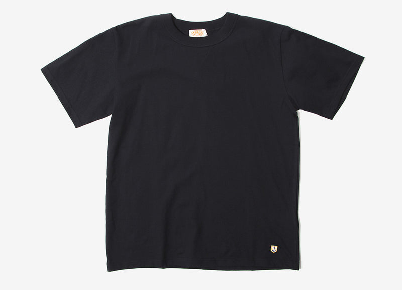 Armor Lux 71990 Basic T Shirt - Black
