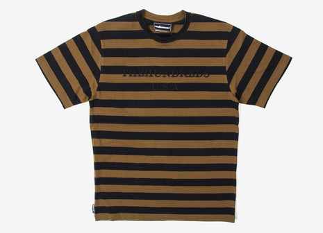 The Hundreds Forties T Shirt - Brown