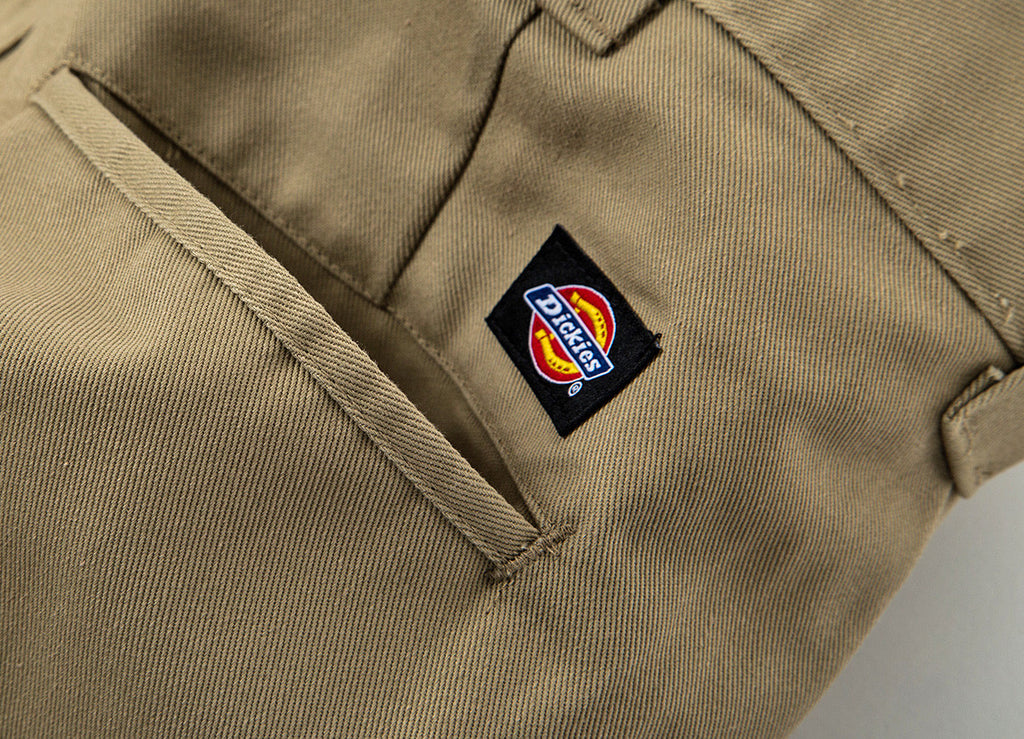 Dickies 872 Slim Fit Work Pants - Khaki